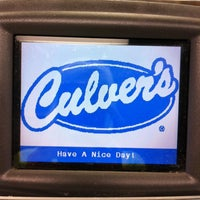 Photo taken at Culver's by Lexi on 10/14/2012
