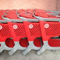 Photo taken at Target by Claudia on 7/19/2013