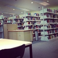 Photo taken at Amerika-Gedenkbibliothek (AGB) by Savin E. on 9/5/2013
