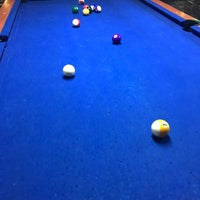 Photo taken at Sports Billiards by Fher L. on 4/4/2018