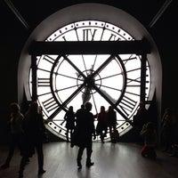 4/11/2013 tarihinde Лидияziyaretçi tarafından Orsay Müzesi'de çekilen fotoğraf