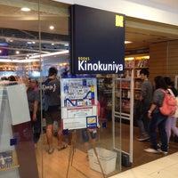 Photo taken at Books Kinokuniya by Herry C. on 12/26/2016