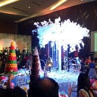 Photo taken at Gumaya Tower Hotel by Herry C. on 1/22/2017