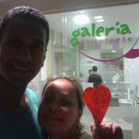 Photo taken at Galeria do Sorvete by Delaias S. on 10/8/2012