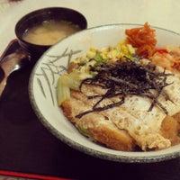 Photo taken at 新八拉麵定食 by 小鳩 羽. on 1/24/2013