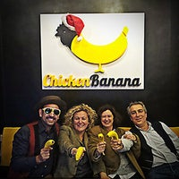 Photo taken at Chicken Banana Room Escape by Chicken Banana Room Escape on 11/30/2016