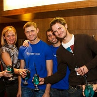 Photo taken at MOLOTOV Bartenders Center by Денис К. on 12/17/2012