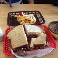 Photo taken at Big G's Deli by B J. on 10/26/2012