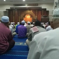 Photo taken at Masjid Darul Abidin by Hariz H. on 10/15/2016