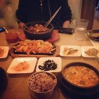 Photo taken at Doobu by Eric L. on 11/17/2012