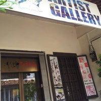 Photo taken at Artist Gallery by Wady Z. on 9/29/2012