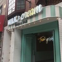 Photo taken at Milk & Cream Cereal Bar by Jon C. on 8/12/2017