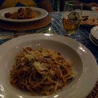 Photo taken at Mama Mia Italian Deli & Pizzeria by Cezar R. on 9/28/2012