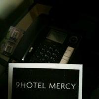 Photo taken at Mercy Hotel by Ricardo R. on 8/13/2016