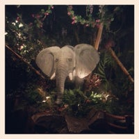 Photo taken at Rainforest Cafe by Claire C. on 6/13/2013