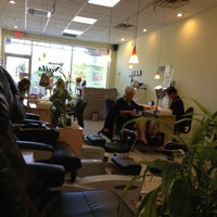 Photo taken at Green Nails by Elise J. on 10/16/2012