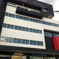 รูปภาพถ่ายที่ Hotel San Martín โดย Angela S. เมื่อ 8/16/2013