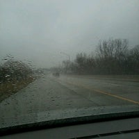 Photo taken at I-96 & US-131 by Giggle S. on 1/11/2013