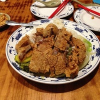 Photo taken at Red Chopstick (Hongkuaizi) by Chun Yip S. on 11/10/2012