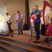 Photo taken at Northridge Church by Alex C. on 9/29/2013