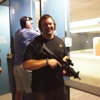 Photo taken at Ted's Shooting Range by Elizabeth H. on 9/20/2012