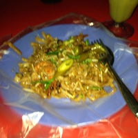 Photo taken at Den's Udang World Ramal Food Junction by I S. on 3/4/2014