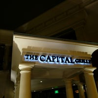 Photo taken at The Capital Grille by Yooshin Y. on 3/4/2013