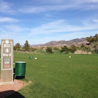 Photo taken at Desert Willow Golf Course by Joe T. on 3/24/2014