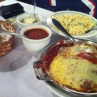 Foto tirada no(a) Restaurante Spaghetto por Thaís T. em 4/27/2013