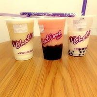 Photo taken at Chatime by Birgitta A. on 1/8/2013