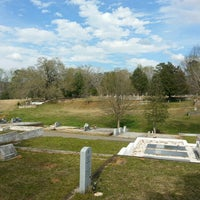 Photo taken at Madison Cemetery by Bob 💲☎🍒Ⓜ♒ M. on 3/12/2016