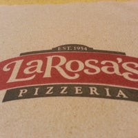 Photo taken at LaRosa's Pizzeria Latonia by Robert G. on 12/30/2012