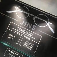 Photo taken at JINS 有楽町阪急メンズ東京店 by Reuta U. on 7/20/2017