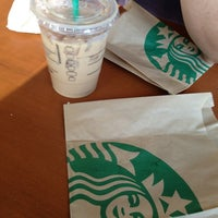 Photo taken at Starbucks by Carlos F. on 5/17/2013