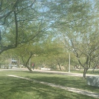 Photo taken at Arizona State University Polytechnic campus by Mariadelia L. on 5/2/2013