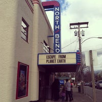 Photo taken at North Bend Theater by Megan T. on 3/3/2013