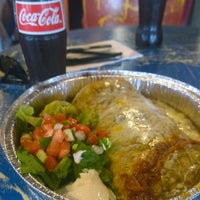 Photo taken at Cafe Rio Mexican Grill by Lachlan H. on 7/18/2014