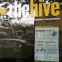 Photo taken at The Hive (Home of Innovators Visionaries Entrepreneurs) by Eat Shop Live Anacostia !. on 4/18/2013