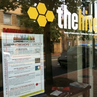 Photo taken at The Hive (Home of Innovators Visionaries Entrepreneurs) by Eat Shop Live Anacostia !. on 6/25/2013