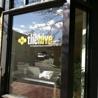 Photo taken at The Hive (Home of Innovators Visionaries Entrepreneurs) by Eat Shop Live Anacostia !. on 3/14/2013