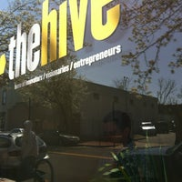 Photo taken at The Hive (Home of Innovators Visionaries Entrepreneurs) by Eat Shop Live Anacostia !. on 4/10/2013
