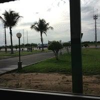 Photo taken at Aeroporto de Itaituba (ITB) by Paulo L. on 2/27/2013