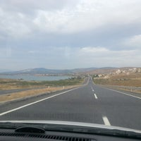 Photo taken at İzmir - Çanakkale Yolu by Nusret K. on 10/28/2012