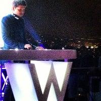 Foto tomada en W Santiago por Josh R. el 11/9/2012