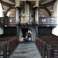 Photo taken at Kerk Van Garnwerd by Henk-Jan v. on 9/25/2016