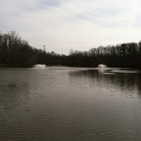 Photo taken at Echo Lake Park by Sierra P. on 3/15/2013
