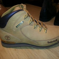 Photo taken at Timberland by Cem Hg1 on 11/11/2012