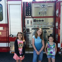 Photo taken at Firehouse Subs by Tina S. on 4/10/2014
