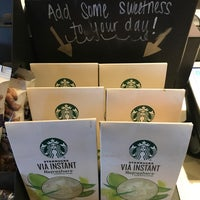 Photo taken at Starbucks by Christy A. on 6/27/2017