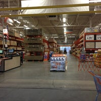 Photo taken at The Home Depot by Benjamin B. on 3/18/2013